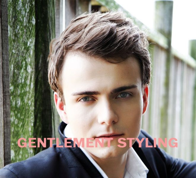 Gentlement styling